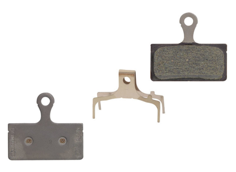 Shimano Brzdové destičky G01S polymerové