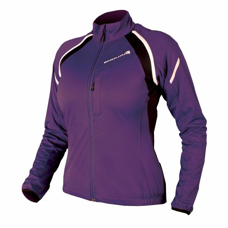 Endura bunda dámská CONVERT SOFTSHELL purple