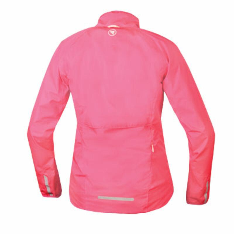 Endura bunda dámská XTRACT Hi-VIZ Pink