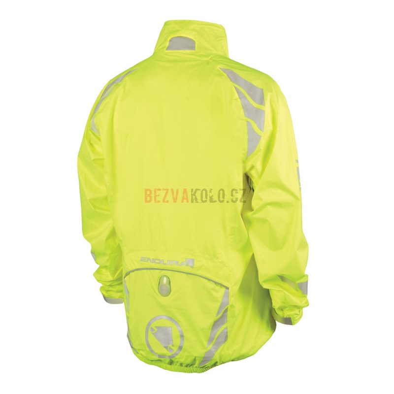 Endura bunda LUMINITE II Jacket hi-viz yellow