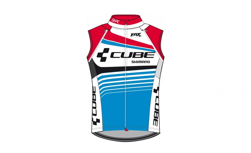 Cube bunda MULTIFUNCTIONAL TEAMLINE
