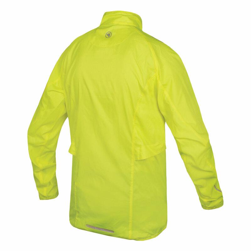 Endura bunda PAKAJAK II svítivě žlutá