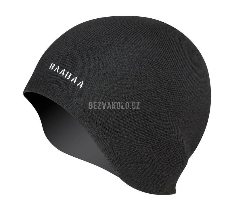 Endura čepice BAABAA Merino Skullcap Black