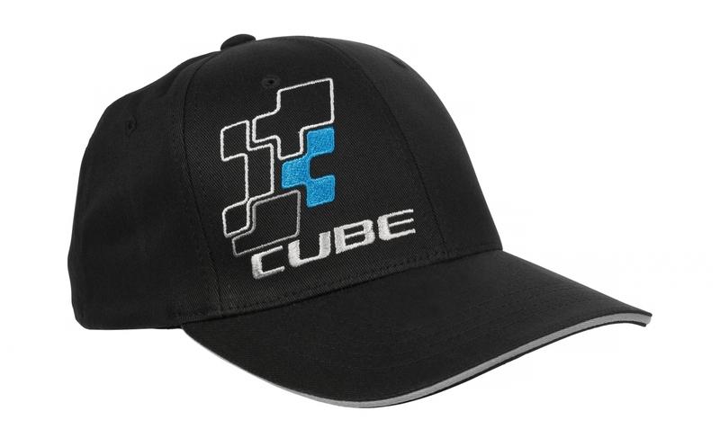 Cube čepice CUBE BLACKLINE