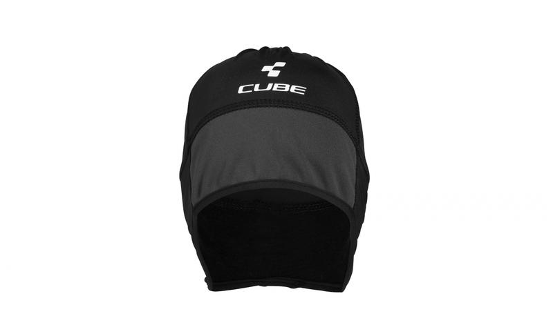 Cube čepice CUBE pod helmu Aeroproof Blackline