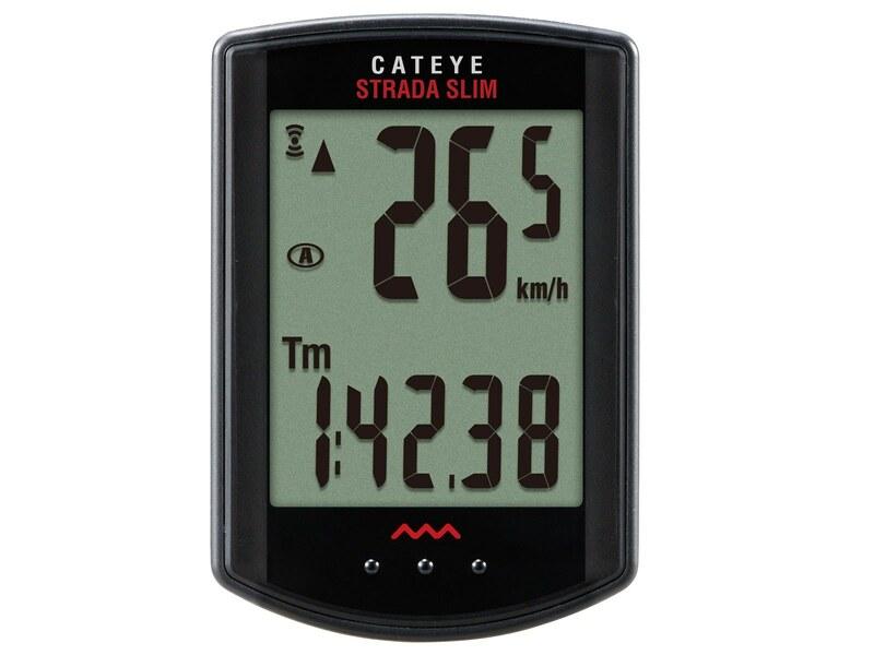 Cateye cyklopočítač CAT Strada Slim - MTB (RD310W)