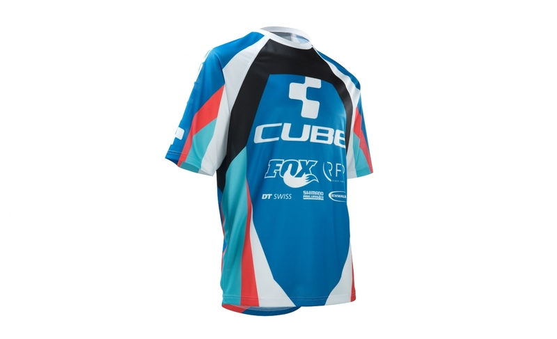 Cube dres Action Team Roundneck S/S