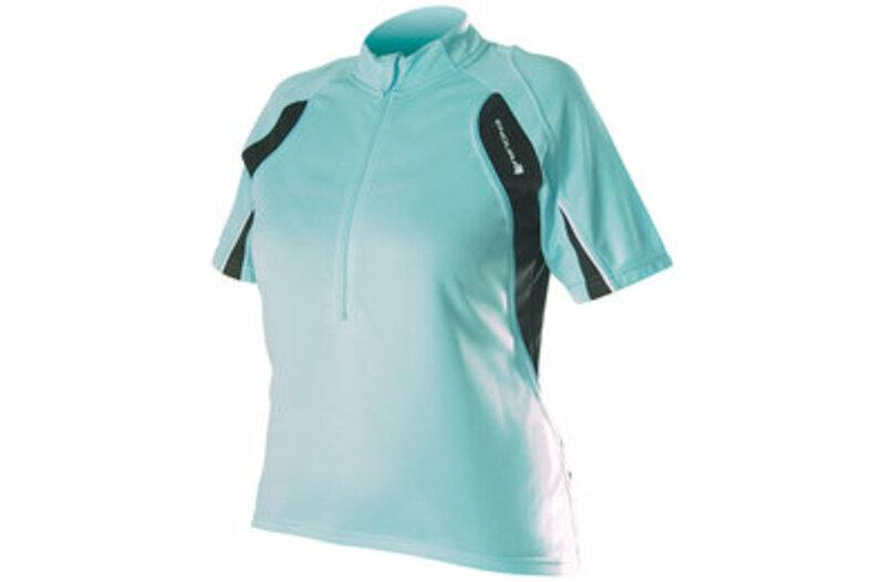 Endura dres dámský RAPIDO blue