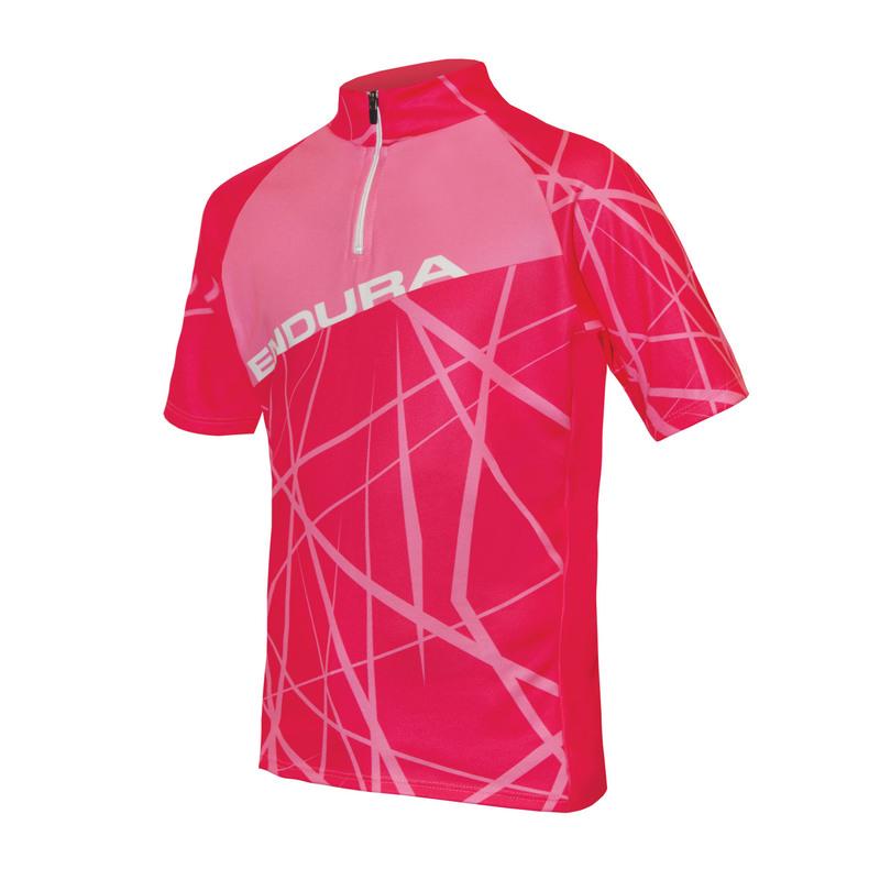 Endura dres dětský HUMMVEE RAY pink
