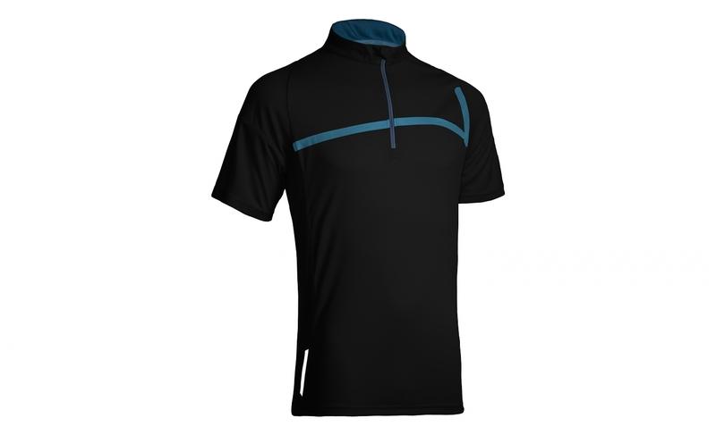 Cube dres MOTION LINE krátký rukáv black