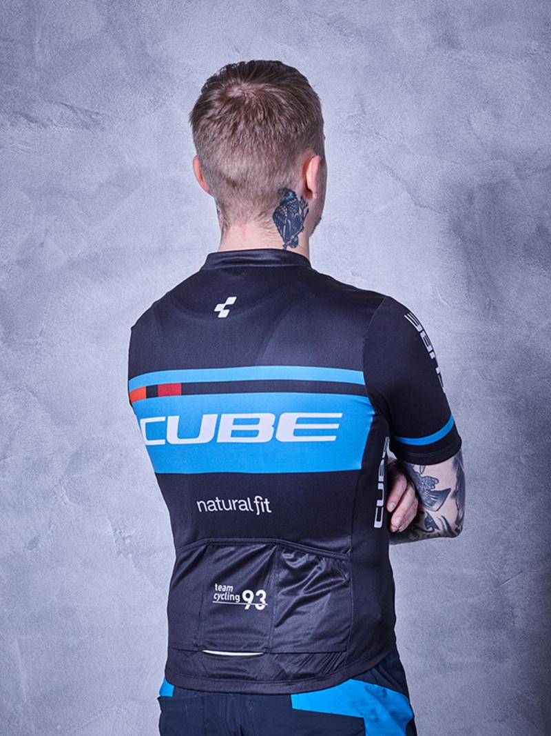 Cube dres TEAMLINE COMPETITION krátký rukáv