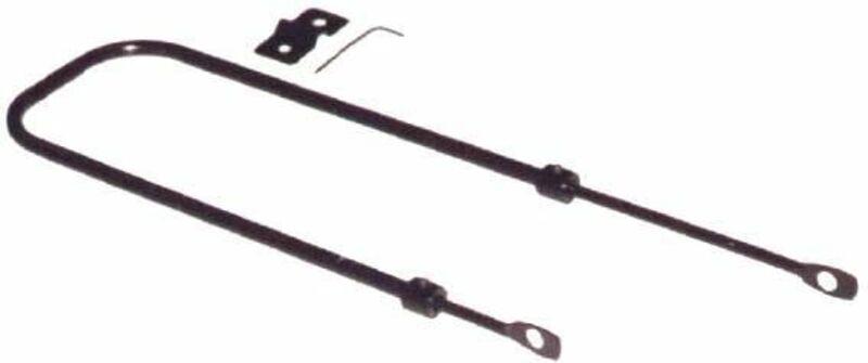 Basil držák na vidlici BOSTON 330-530 mm
