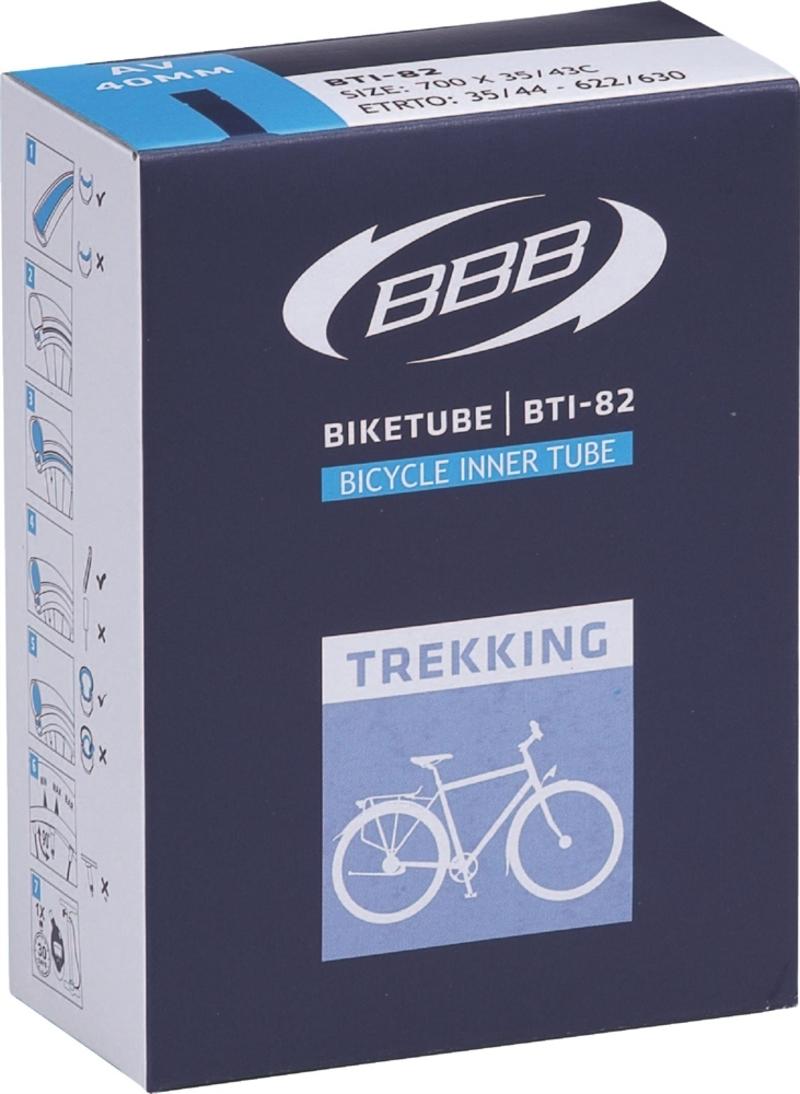 BBB duše BIKETUBE BTI-81 700x28/32C