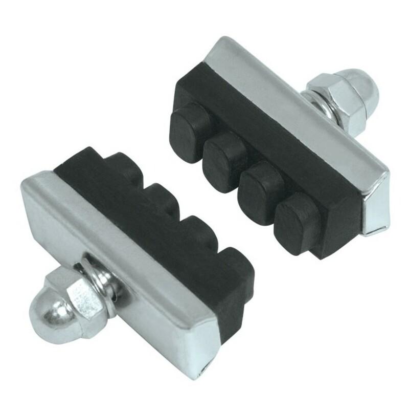Force gumičky brzd klasické závit, černé 35mm