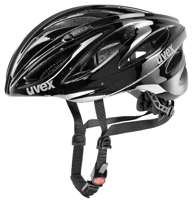 Uvex helma BOSS RACE black