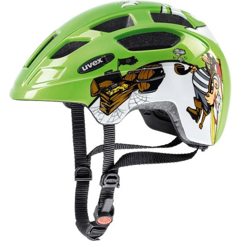 Uvex helma FINALE JUNIOR green pirate