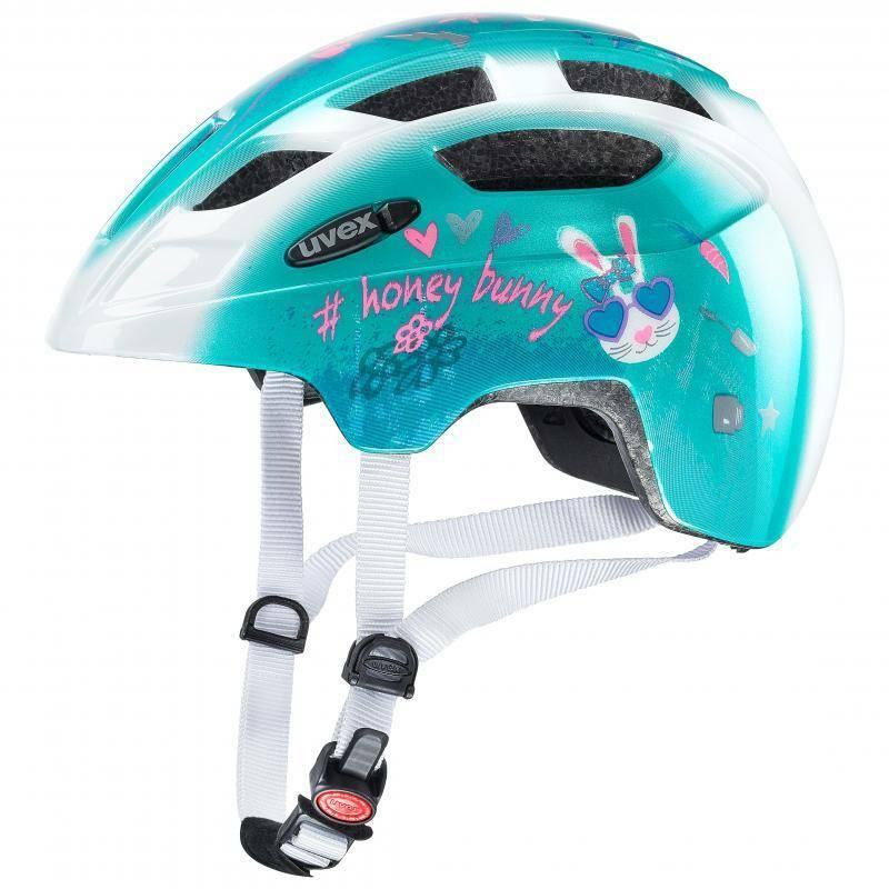 Uvex helma FINALE JUNIOR honey bunny