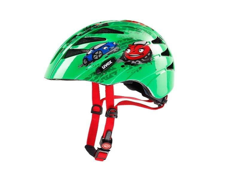 Uvex helma KID 1 CARS