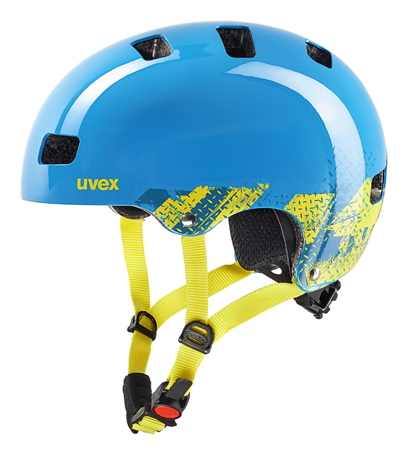 Uvex helma KID 3 blackout blue