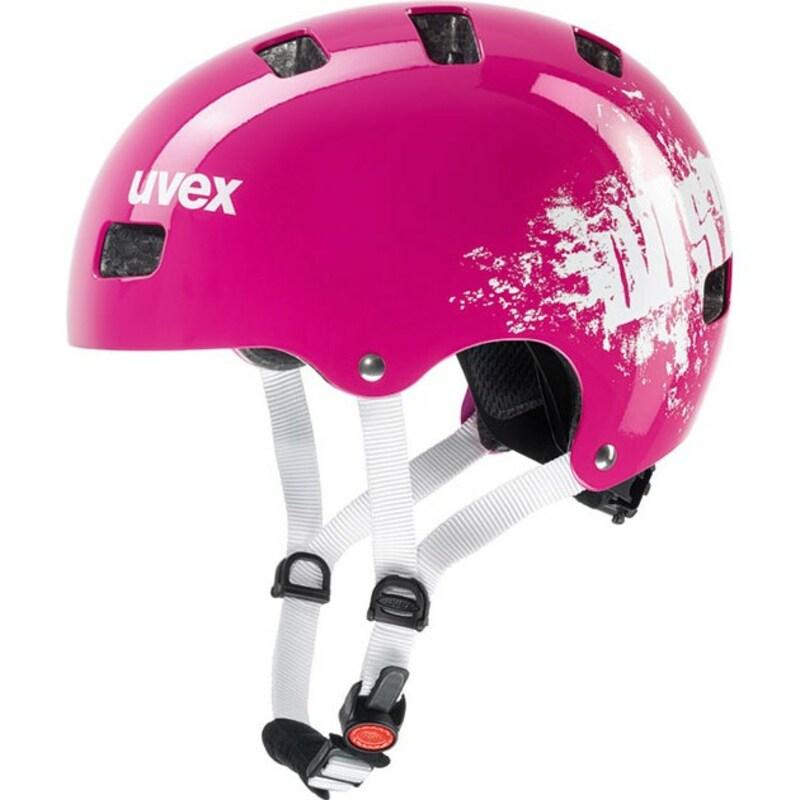 Uvex helma KID 3 pink dust