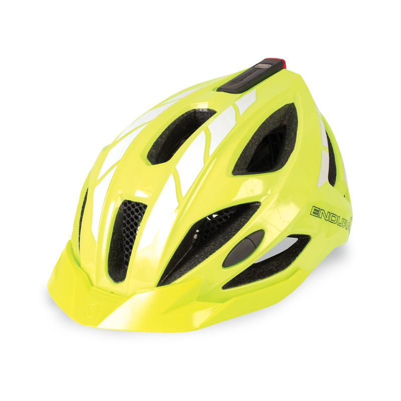 Endura helma LUMINITE svítivě žlutá