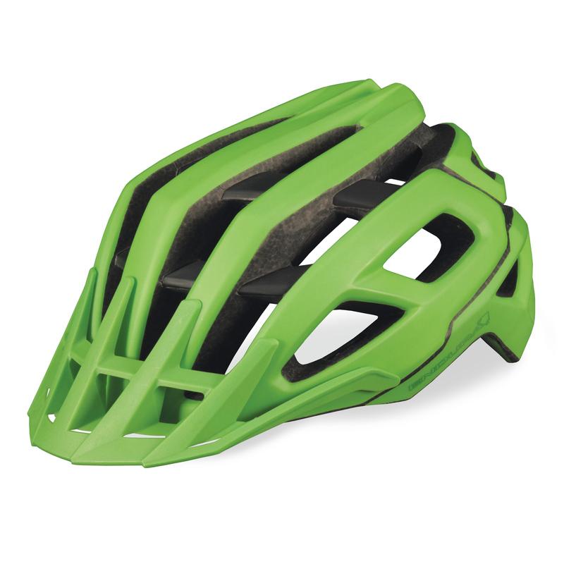 Endura helma SINGLETRACK green