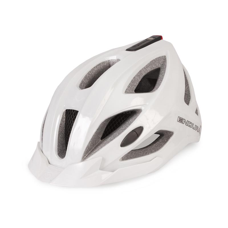 Endura helma XTRACT bílá