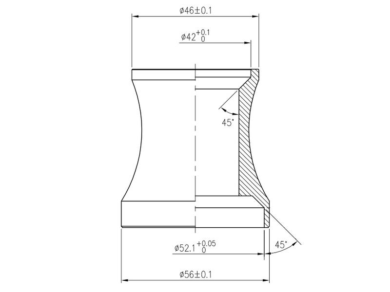 FSA hlavové složení Orbit C-40 ACB, 10mm