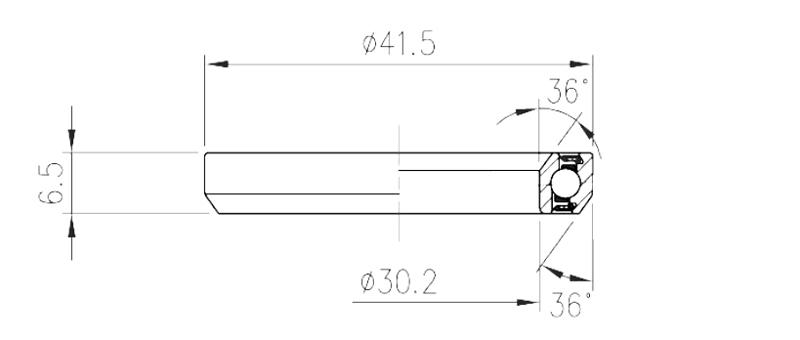 FSA hlavové složení Orbit MX