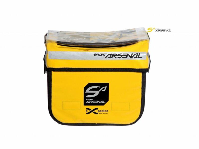 Sport Arsenal brašna na řídítka QR VODOTĚSNÁ art.310