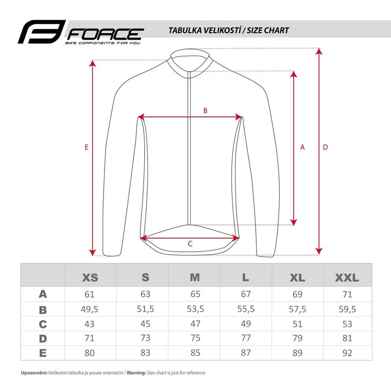 Force bunda X72 PRO softshell pánská, černá-fluo
