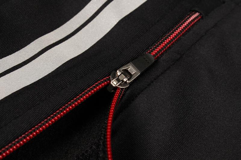 Endura kalhoty WINDCHILL biblong s vložkou