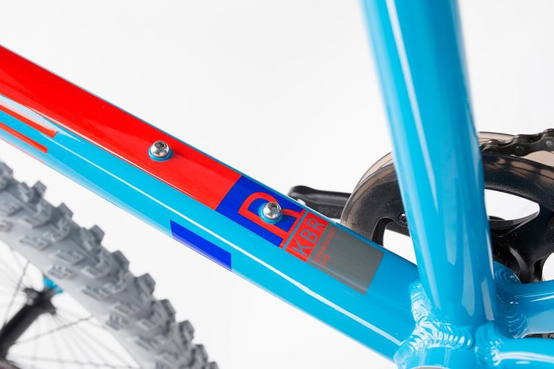 Cube Kid 200 blue red