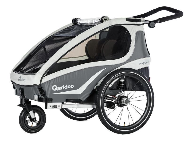 Qeridoo vozík Kidgoo2 Sport