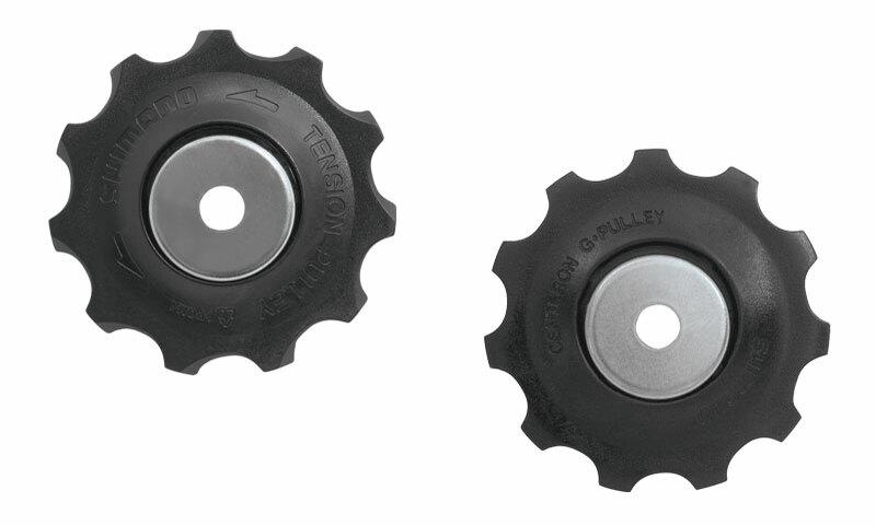 Shimano kladky SLX RD-M663 horní+spodní 11z.