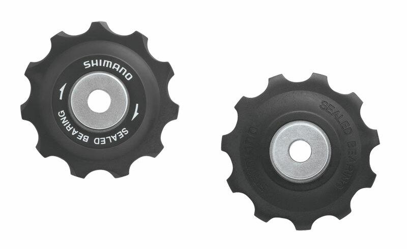 Shimano kladky XT RD-M773 horní+spodní 11z.