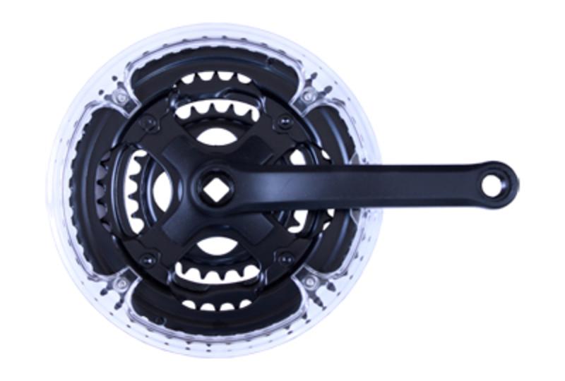 Bezvakolo kliky PROWHEEL P401 Fe 48-38-28 170mm kryt