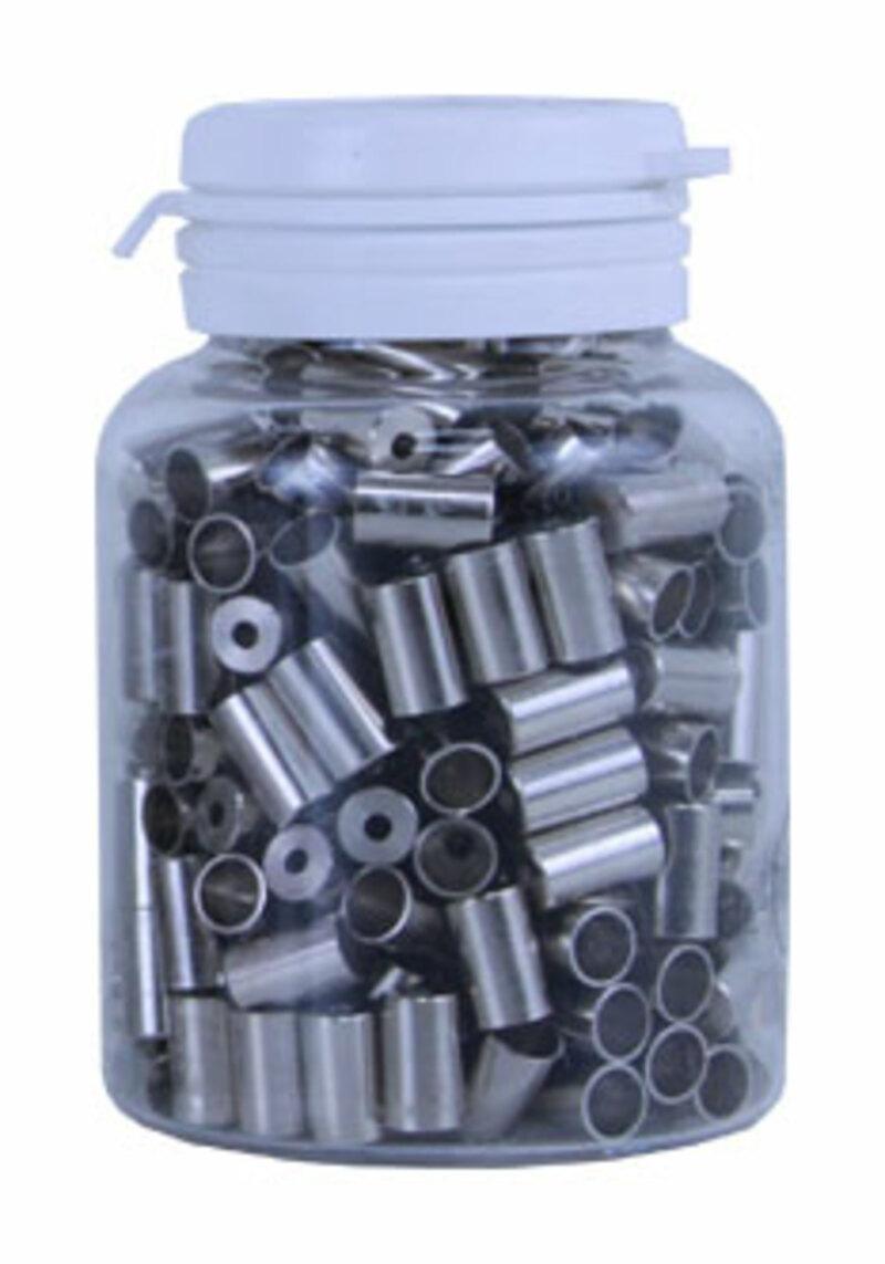 Bezvakolo koncovka bowdenu 5mm CNC ocelová 20ks