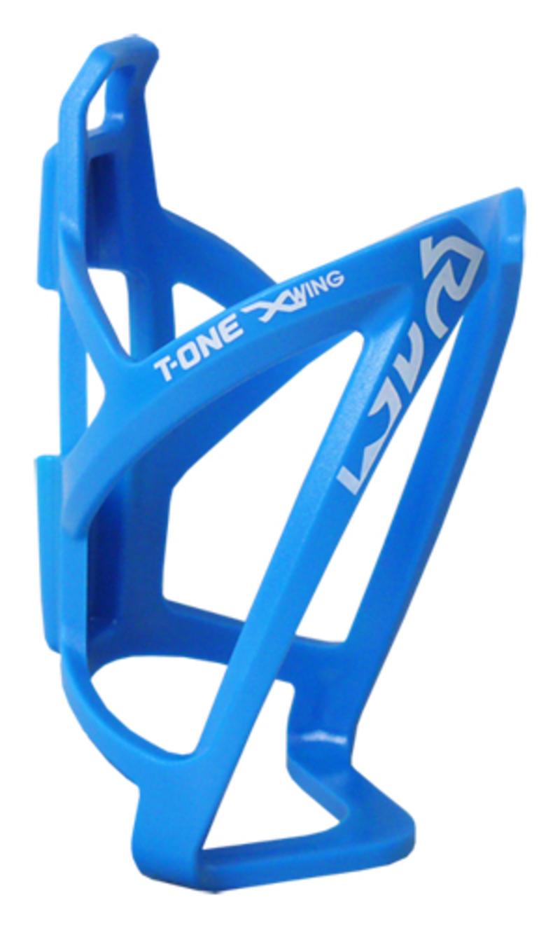 Bezvakolo košík na láhev T-ONE X-WING BC07L modrý
