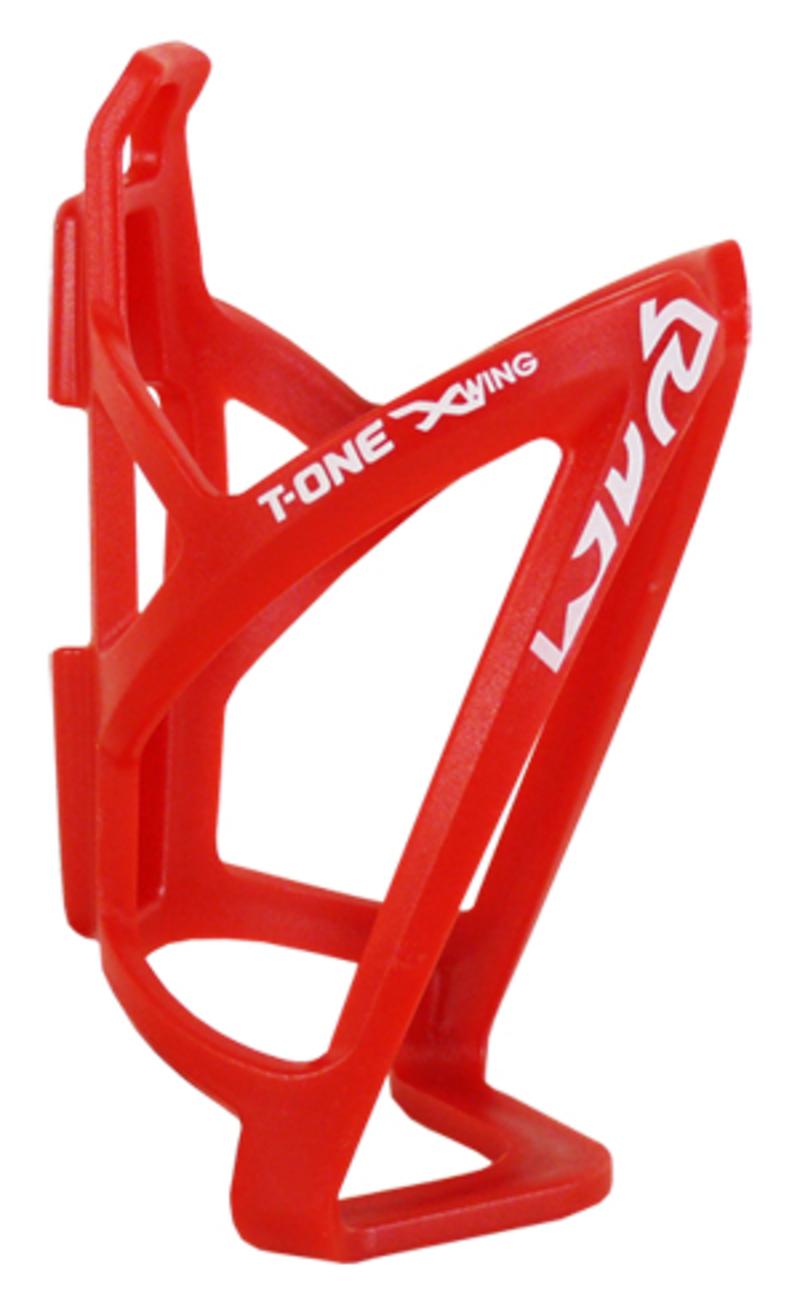 Bezvakolo košík na láhev T-ONE X-WING BC07R červený