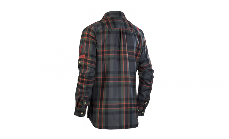 Cube Košile CUBE RACE dlouhý rukáv black/red
