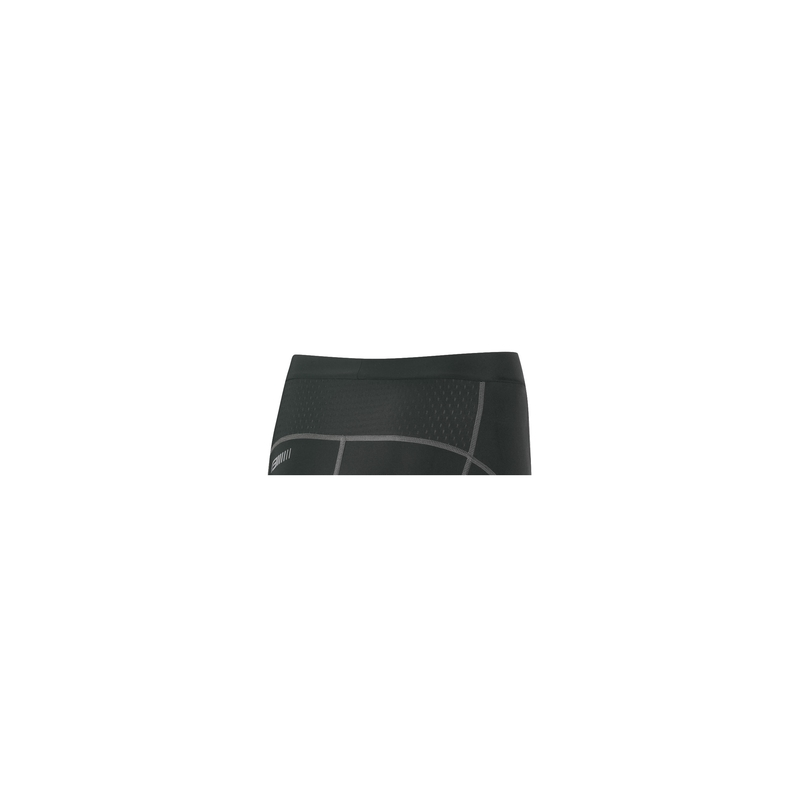 Force kraťasy BIKE 3/4 - 2016 do pasu s vložkou, černé