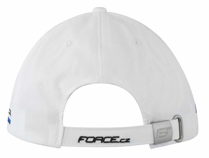 Force kšiltovka FORCE bílá