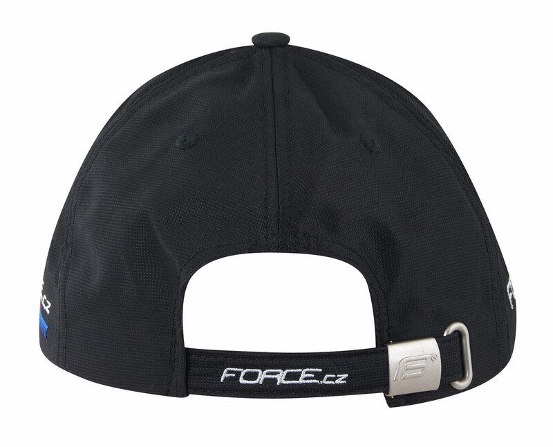 Force kšiltovka FORCE černá