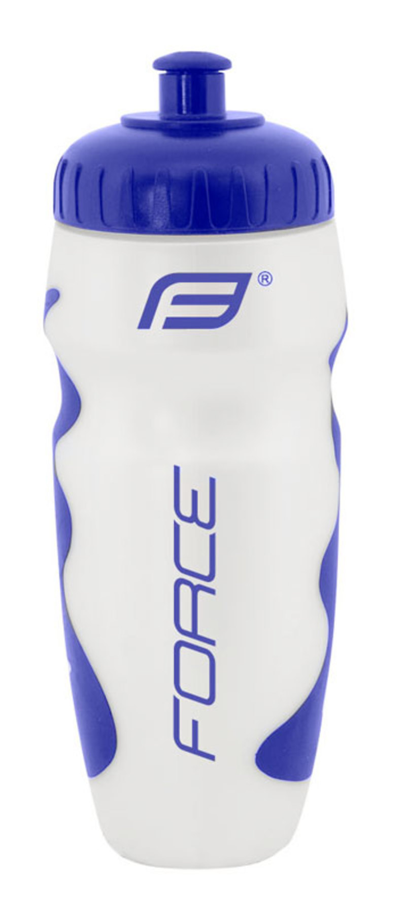 Force láhev FORCE 0,6 bílo-modrá