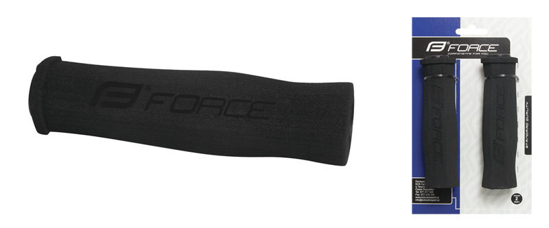 Force madla FORCE pěnová-tvrdá,černá