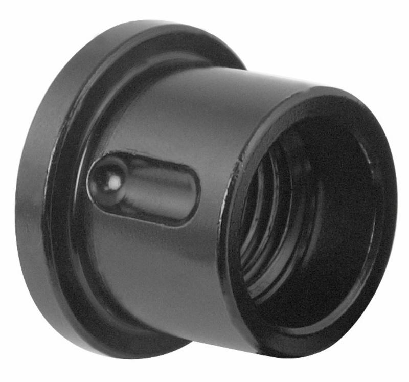 Force matice pro pevnou osu 15mm, černá