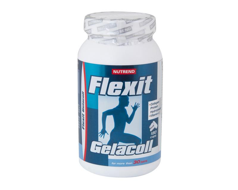 Nutrend FLEXIT GELACOLL caps - 180 kapslí
