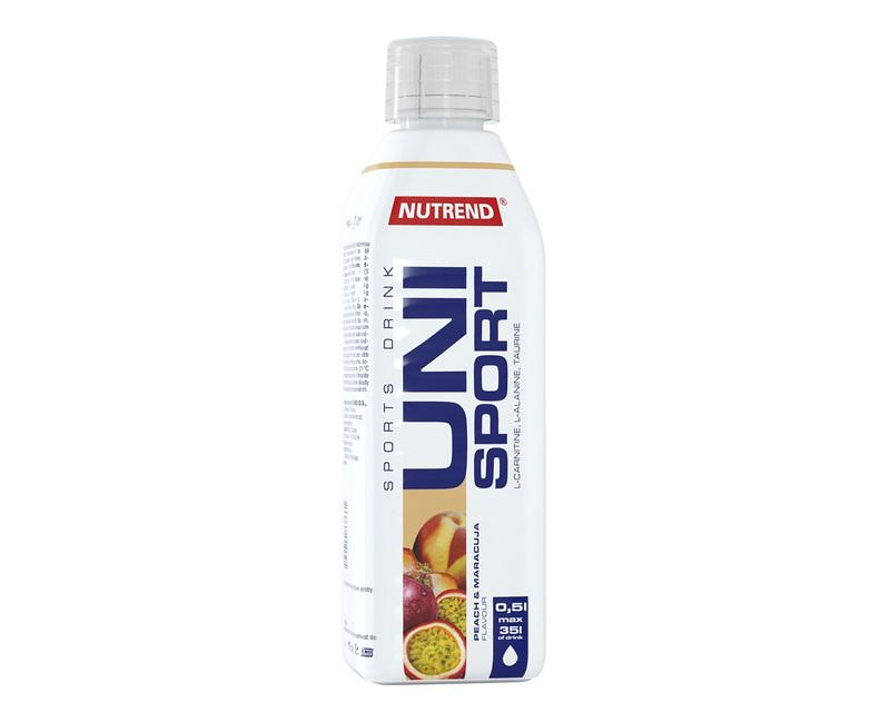 Nutrend sportovní nápoj UNISPORT 500ml