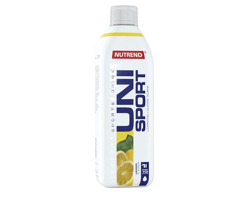 Nutrend sportovní nápoj UNISPORT 1000ml